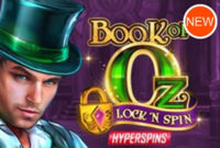 Book of Oz Hyperspins от Microgaming уже в Casino X