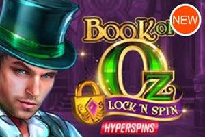 Book of Oz Hyperspins от Microgaming уже в Casino X