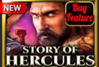 Слот Story Of Hercules уже в Пин Ап Казино