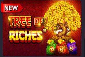 Tree Of Riches уже в Пин Ап Казино