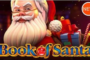 Слот Book of Santa от Endorphina уже в Казино Х